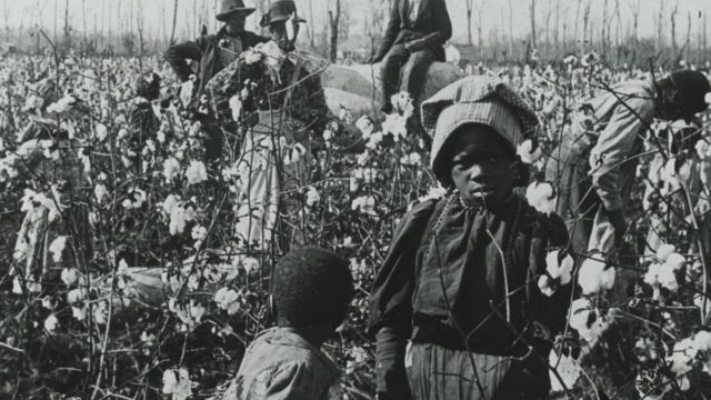 FORMER SLAVES BREAK THEIR SILENCE ON JUNETEENTH
