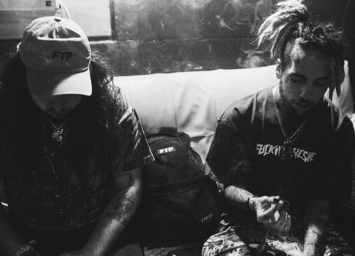 $UICIDEBOY$ DROP 5 EP'S IN ONE DAY