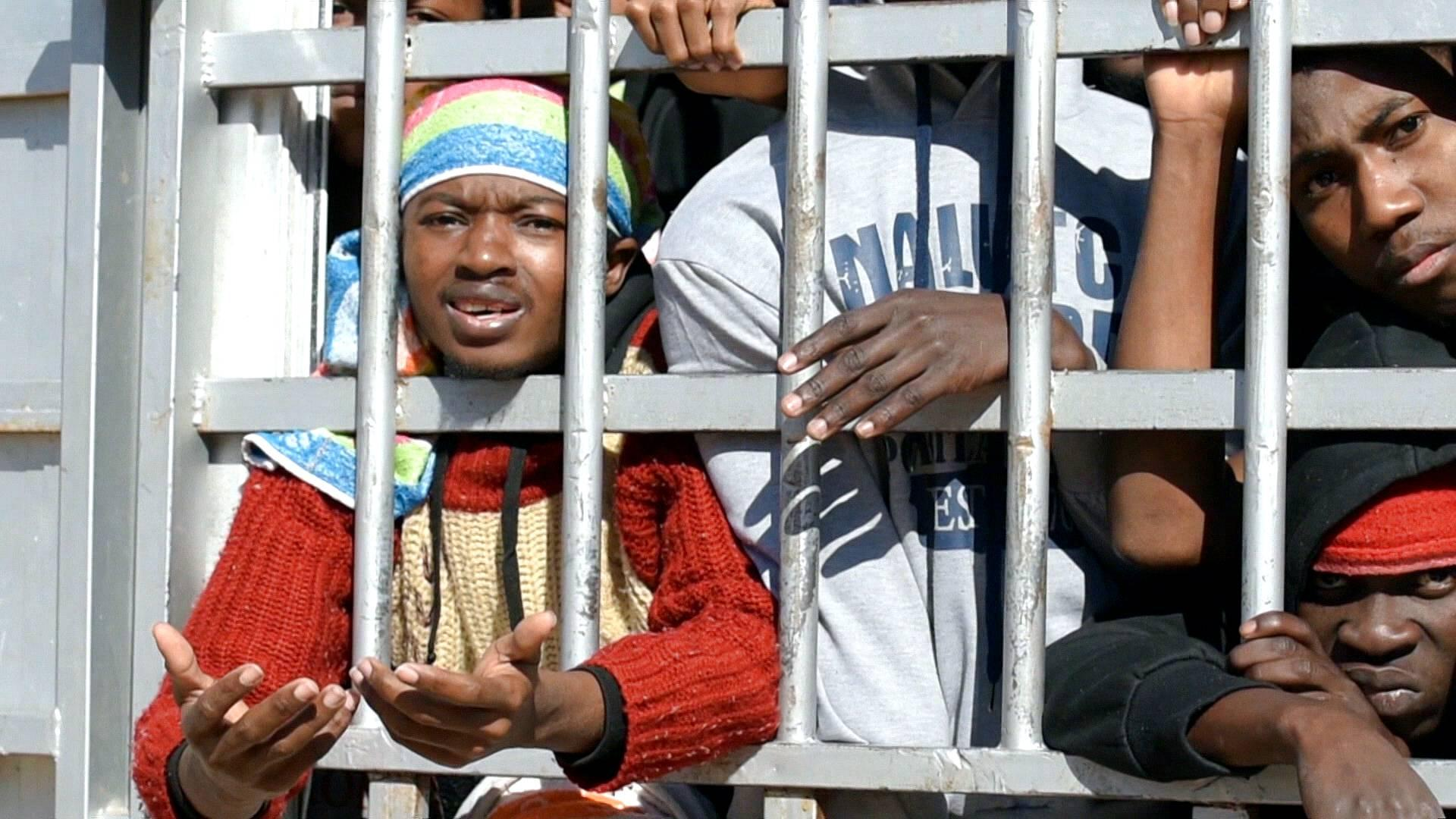 AFRICANS ARE BEING SOLD INTO SLAVERY IN LIBYA AND HOW TO FIGHT IT