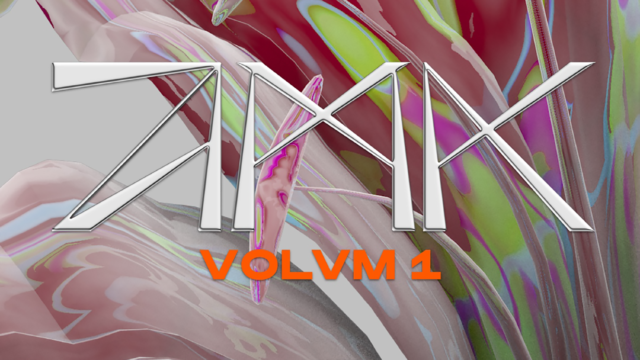 PREMIERE: AMKosman Releases VOLVM 1.turbulence