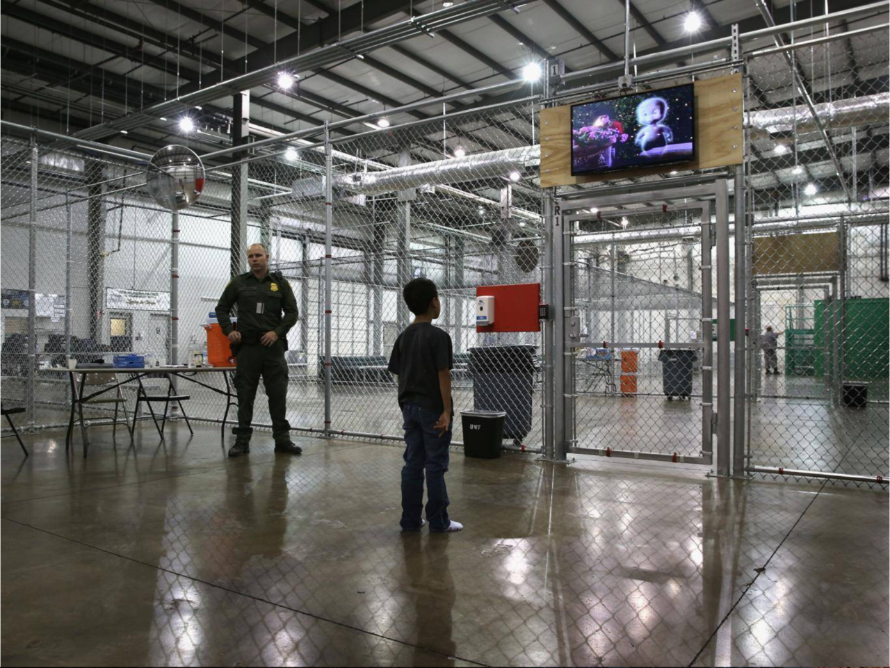 Immigrant families seeking US refuge are being prosecuted and their children taken away