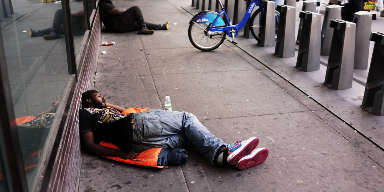 Five Ways You Can Help The Homeless During This Heatwave